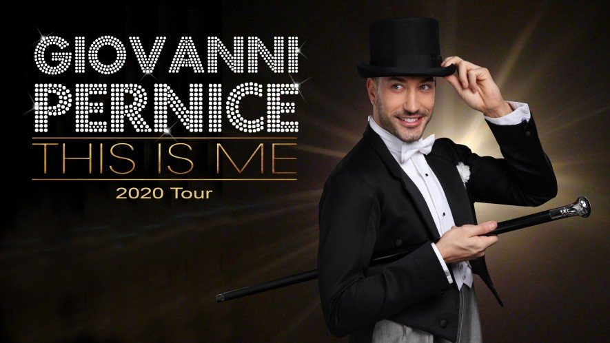 Giovanni Pernice: This Is Me – Cancelled