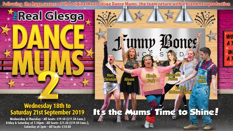 The Real Glesga Dance Mums 2 – It's The Mums Time To Shine