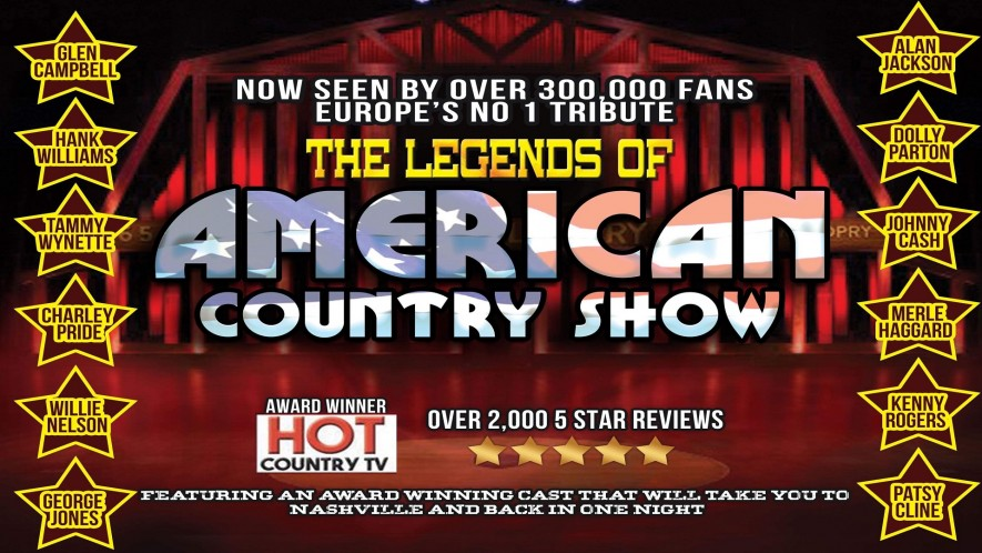 Legends of American Country – Rescheduled Performance