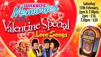 Jukebox Memories: The Love Songs - BOOK NOW!