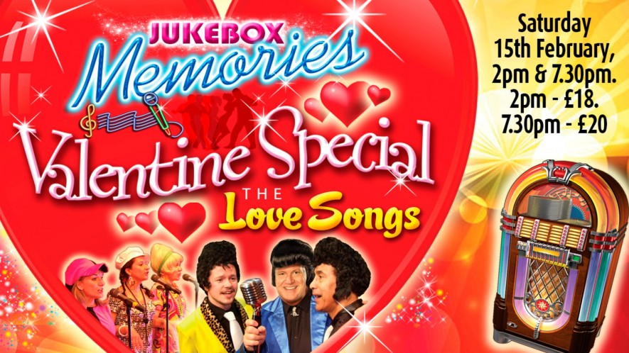 Jukebox Memories: The Love Songs