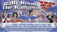 Rally Roon The Rangers – CANCELLED