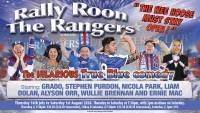 Rally Roon The Rangers – Cancelled - BOOK NOW!