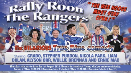 Rally Roon The Rangers