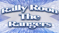 Rally Roon The Rangers - CLICK FOR MORE INFO!