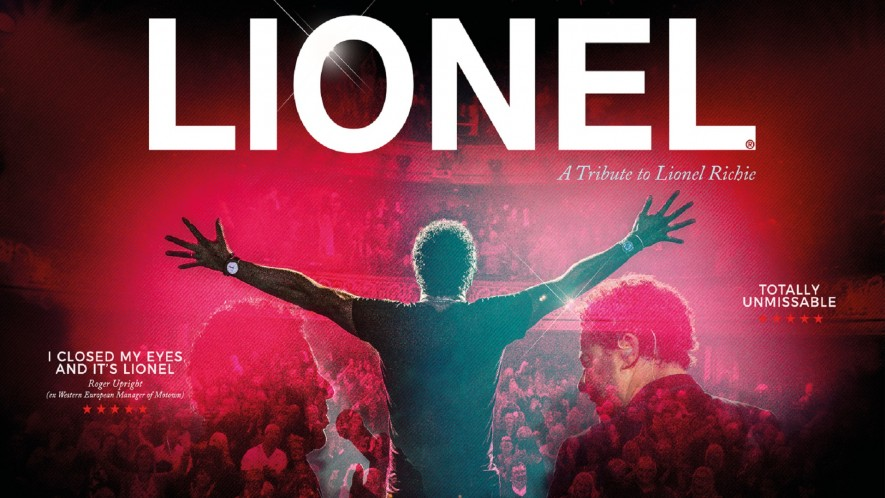 Lionel: A Tribute to Lionel Richie – Rescheduled Performance