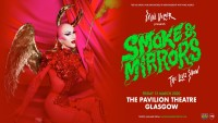 Sasha Velour: Smoke & Mirrors – The Live Show! – Cancelled - CLICK FOR MORE INFO!