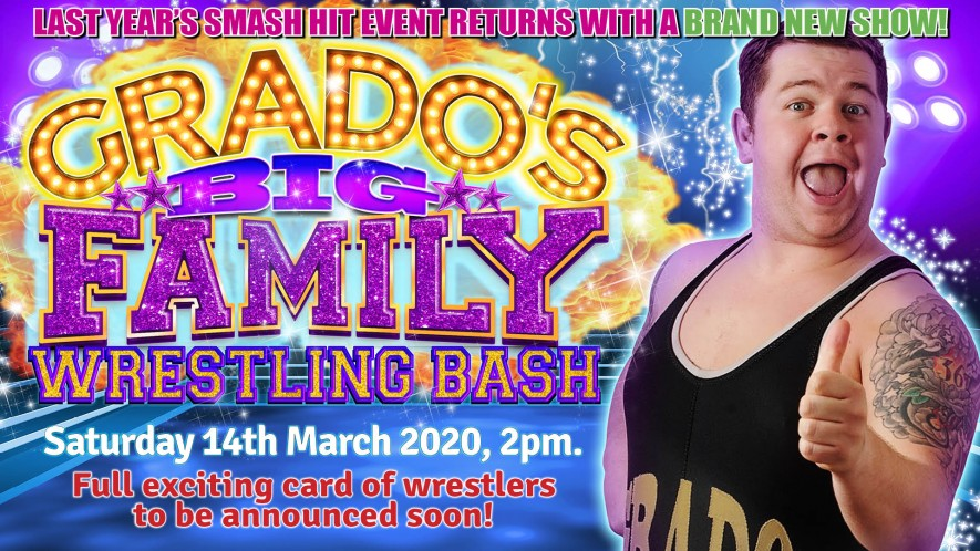 Grado's Big Family Wrestling Bash