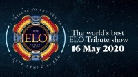 The ELO Tribute Show – Rescheduled Performance