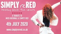 Simply ReRed – Rescheduled Performance - CLICK FOR MORE INFO!