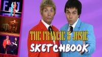 The Francie & Josie Sketchbook – Rescheduled