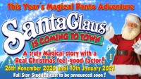 Panto – Santa Claus is coming to town
