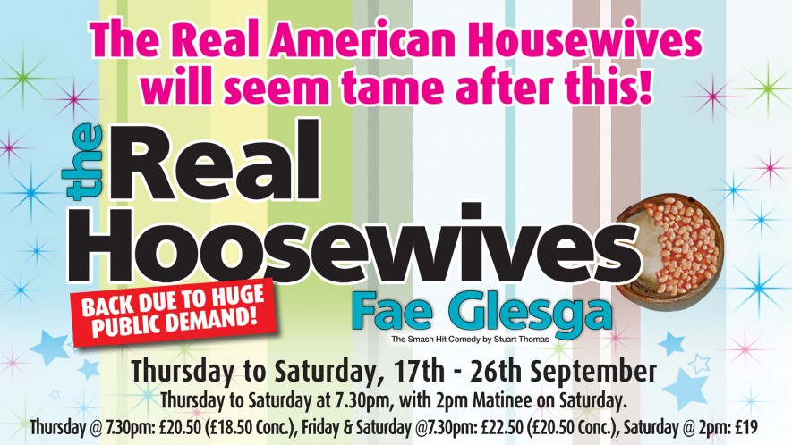 The Real Hoosewives – Fae Glesga! – Cancelled