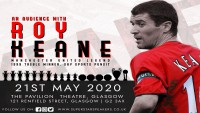 An Audience With Roy Keane – Rescheduled Performance - CLICK FOR MORE INFO!