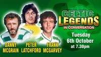 Celtic Legends In Conversation - CLICK FOR MORE INFO!