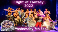The Ladyboys of Bangkok – Rescheduled Performance - CLICK FOR MORE INFO!