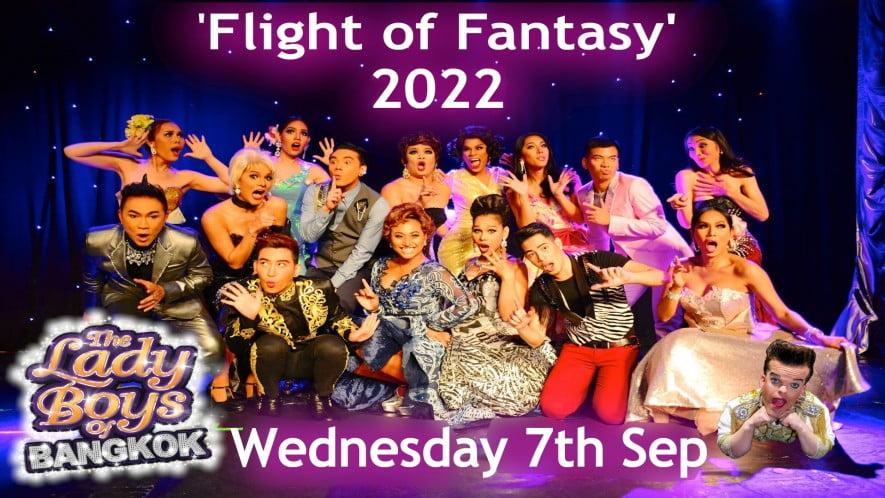 The Ladyboys of Bangkok – Rescheduled Performance