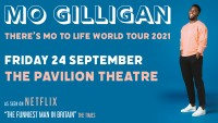 Mo Gilligan: There's Mo to Life – Rescheduled Performance - CLICK FOR MORE INFO!