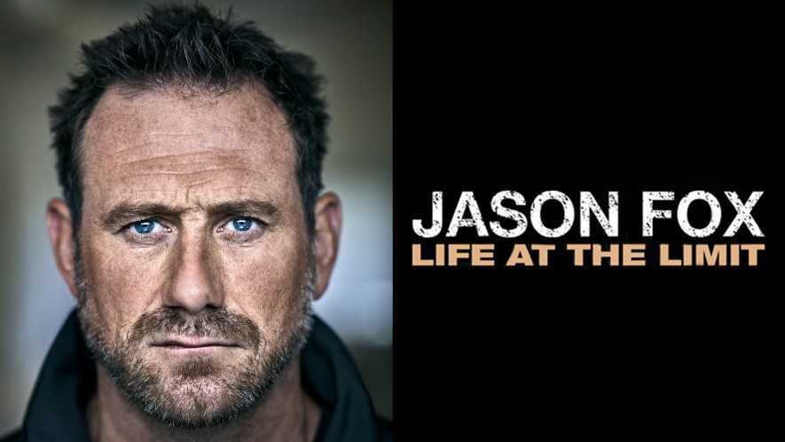 Jason Fox: Life At The Limit