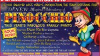 The New Magical Adventures of Pinocchio - BOOK NOW!